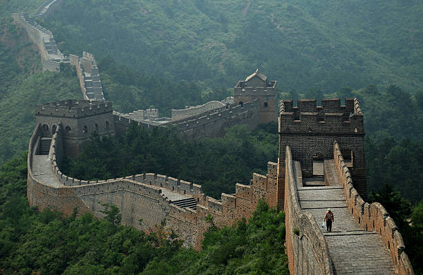 Royalty Free Great Wall Of China Pictures, Images and ...