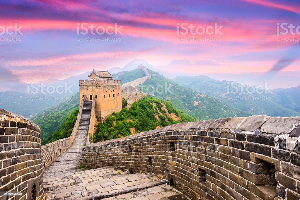 Great Wall of China – Foto