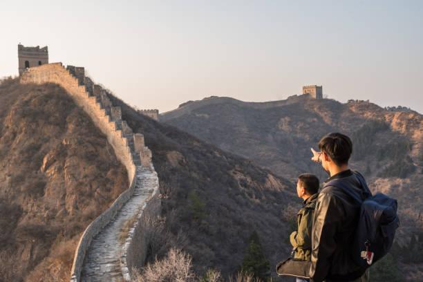 Great Wall of China  – Foto