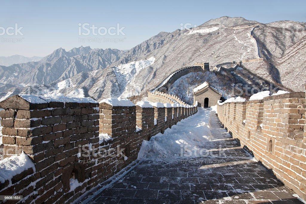 Grande wall foto stock royalty-free