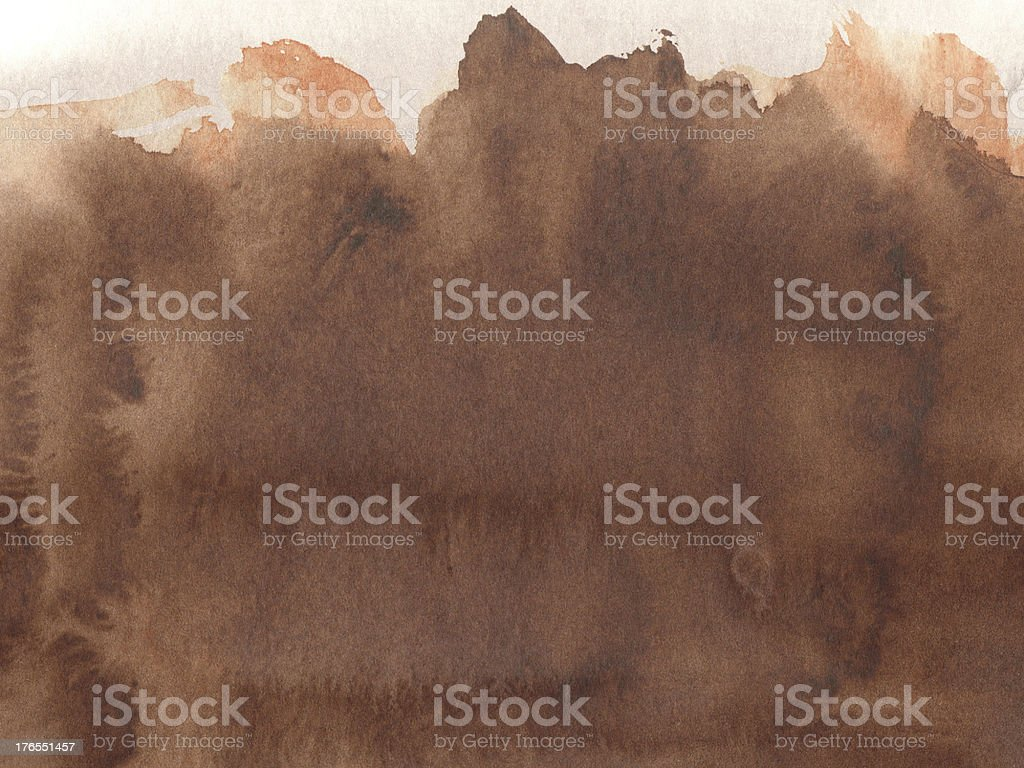 great watercolor background stock photo