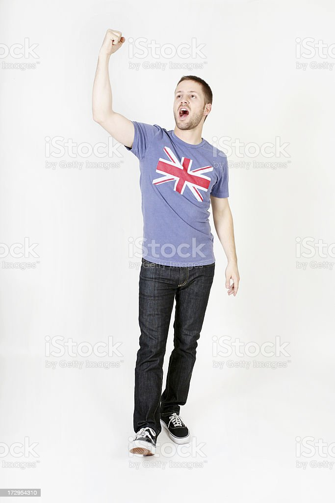 Great, wonderful, excellent royalty-free stock photo
