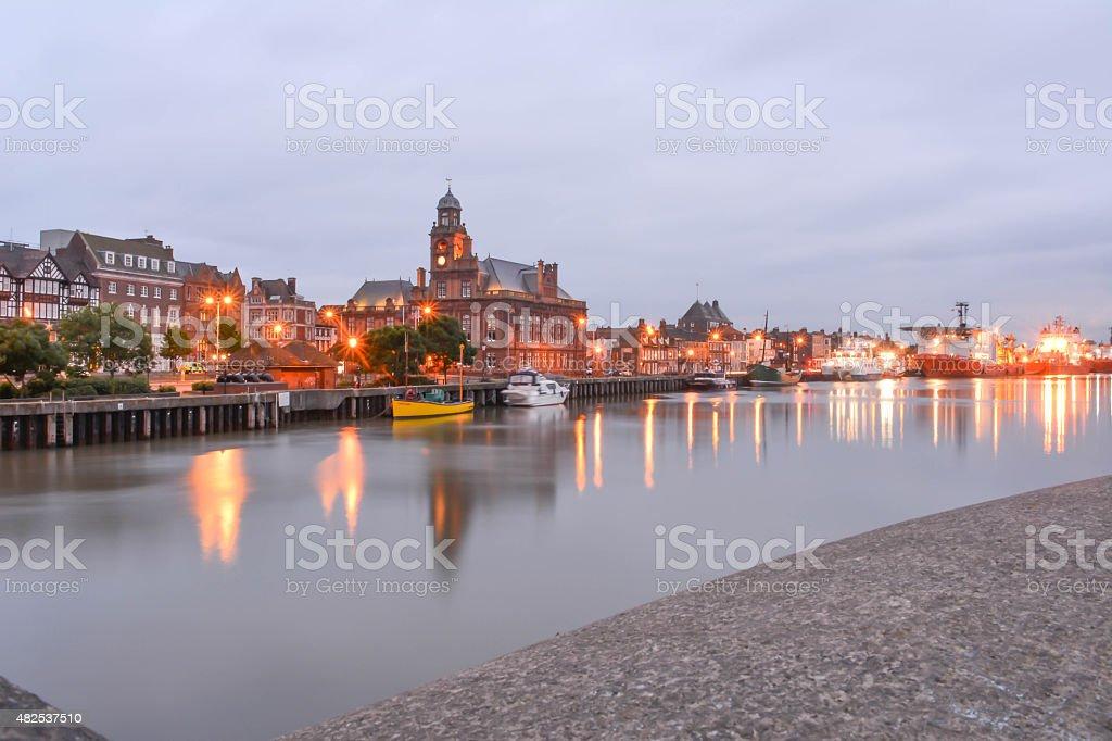 Great Yarmouth, Norfolk stock photo