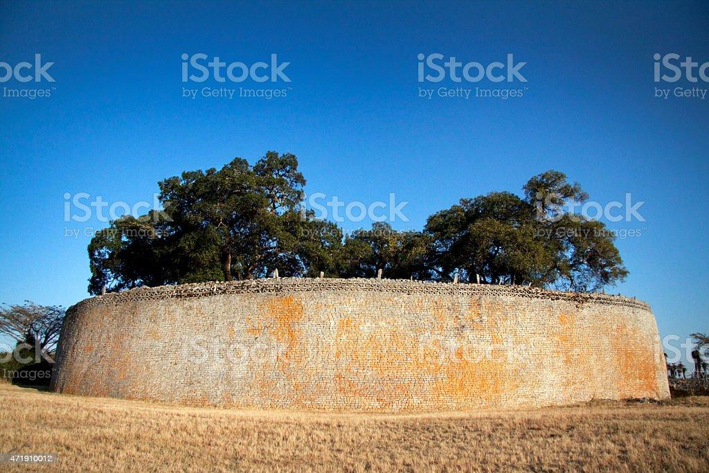 Great Zimbabwe stock photo