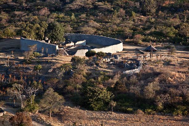 Great Zimbabwe view