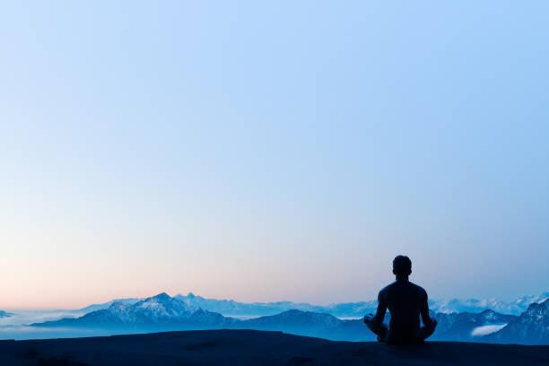 Greated Idee mit Achtsamkeit Meditation 3D-arbeiten – Foto