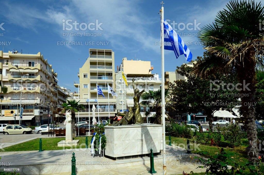 Grecia, Alejandría, - foto de stock