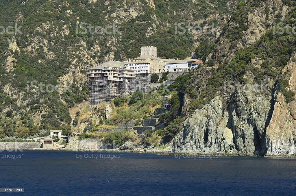 Greece, Athos stock photo