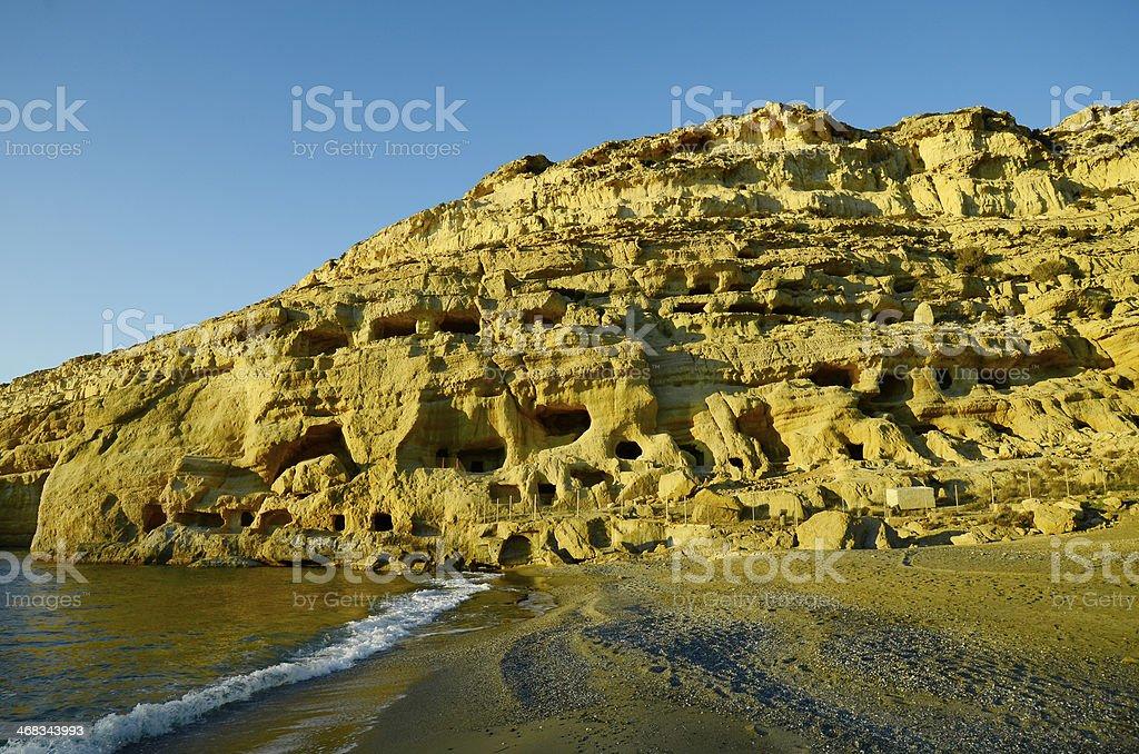 Greece, Crete royalty-free stock photo