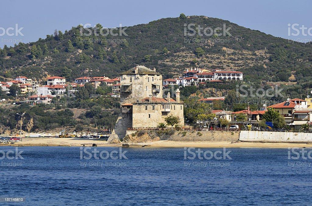 Greece, Mount Athos stock photo