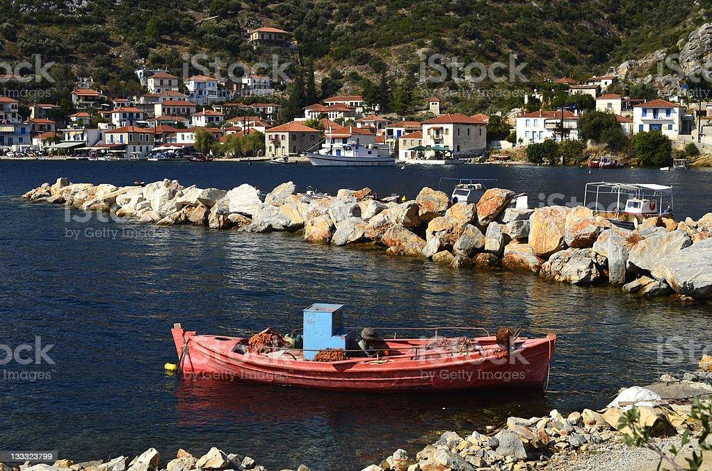 Greece, Pelion stock photo