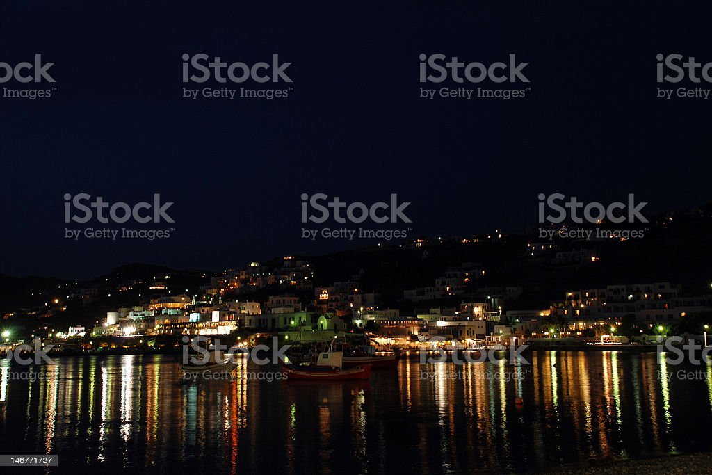 Greece stock photo