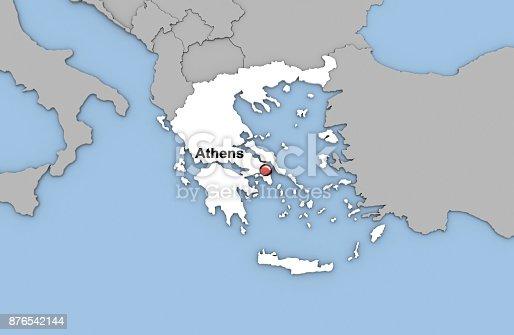 istock Greece 876542144
