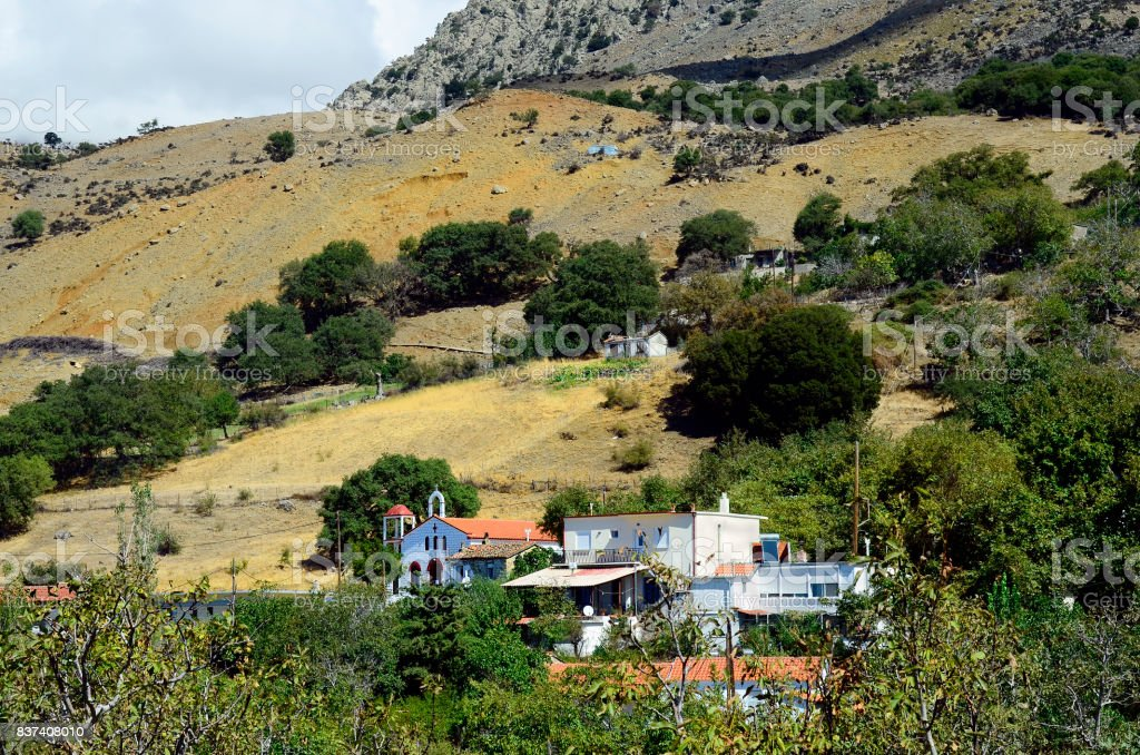 Greece, Samothrace Island stock photo