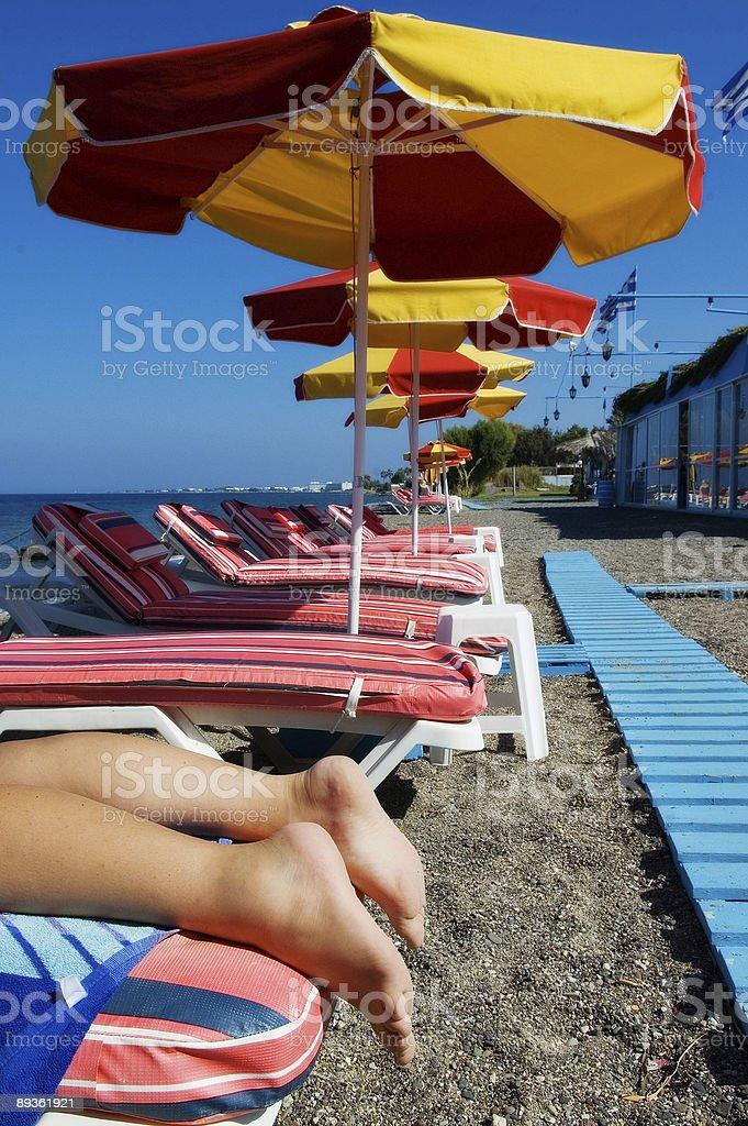 Greece vacation royalty-free stock photo