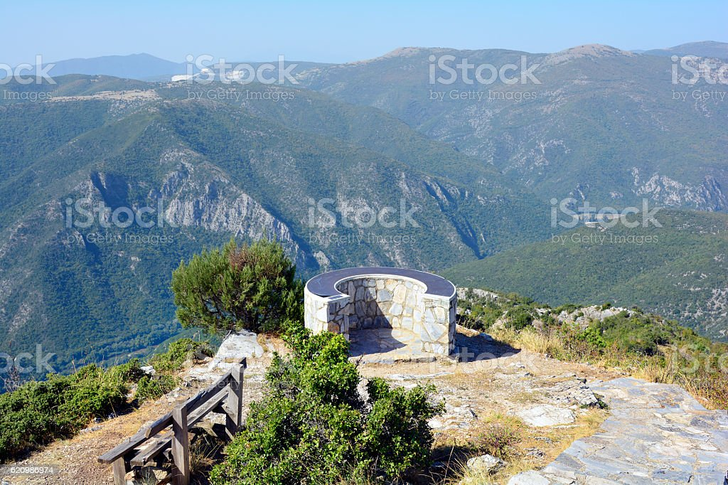 Greece, Xanthi foto royalty-free