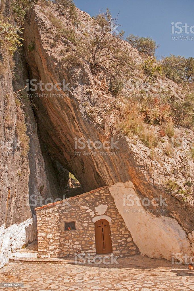 Architektura Grecji zbiór zdjęć royalty-free