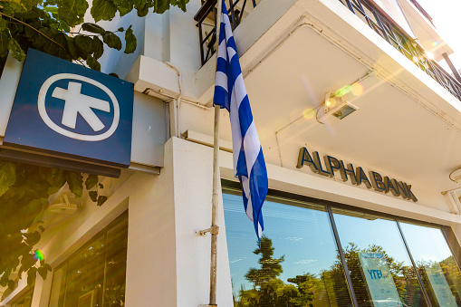 Griechische Bank Aktien
