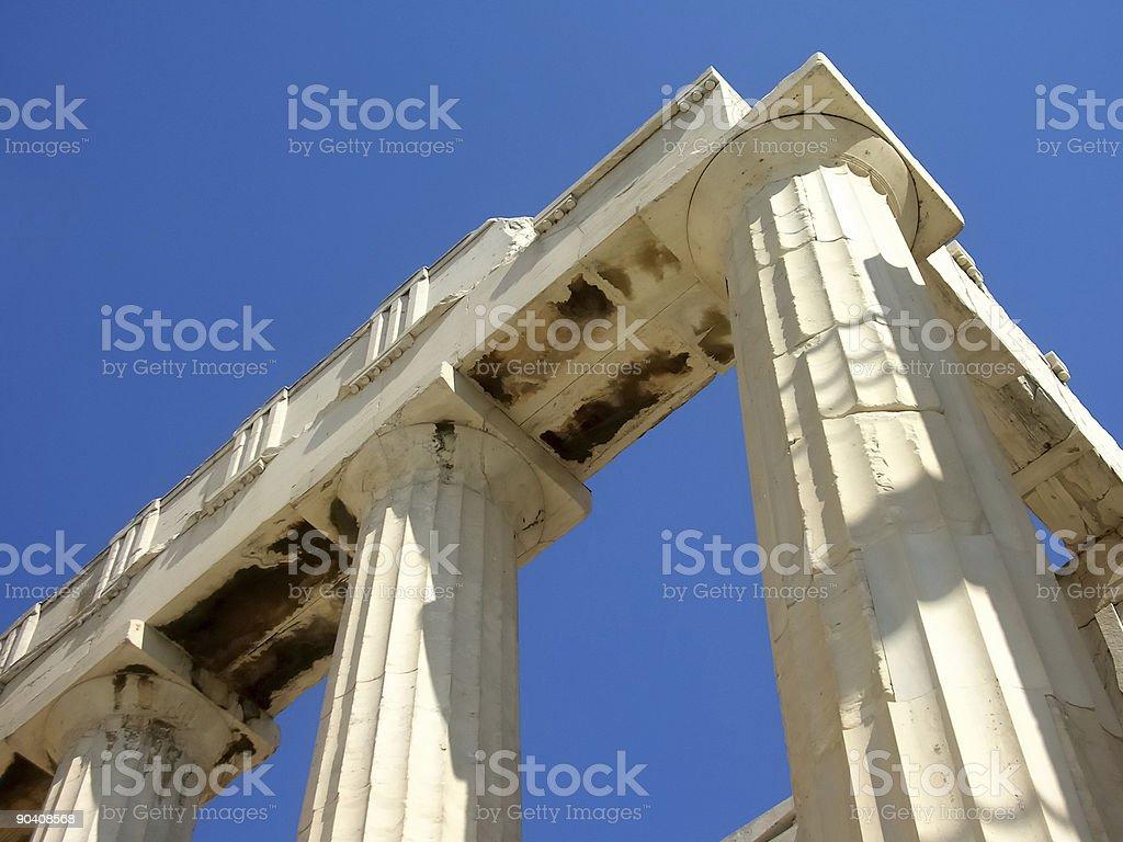 Griechische Spalte