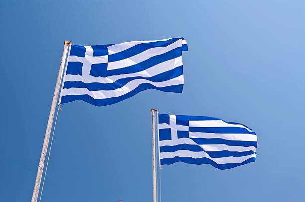 Royalty free greek flag pictures images and stock photos istock - Greek flag wallpaper ...