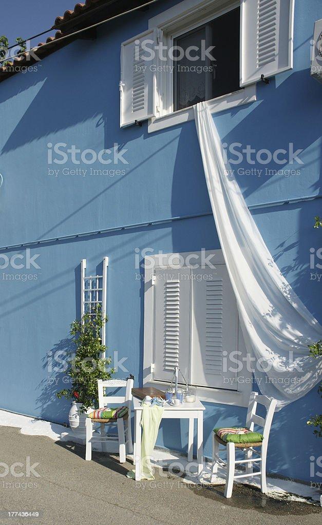 Greek house – Foto