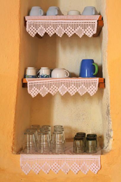 Greek kitchen style – zdjęcie