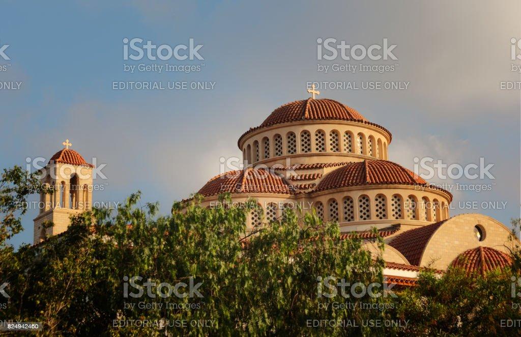 Greek Orthodox Church - 1 stock photo