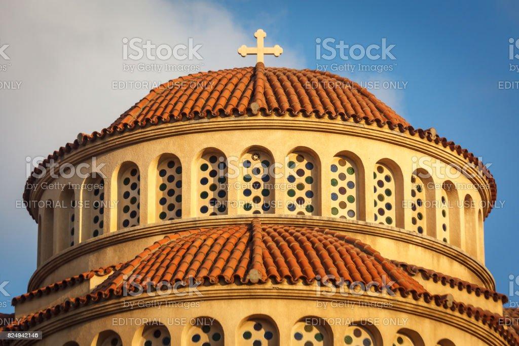 Greek Orthodox Church - 3 stock photo