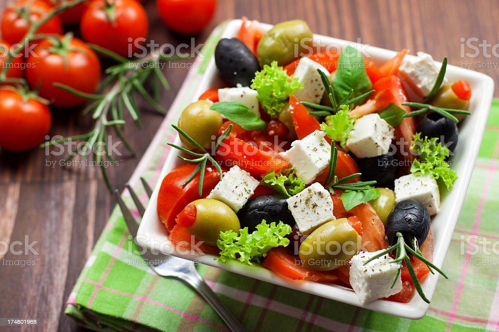Griechischer Salat – Foto