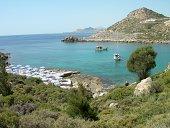 Greek Sea - Rhodes (Greece)