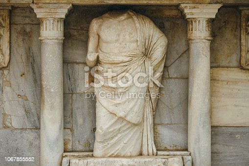 Philosophy, Classical Greek, Greek Culture, Statue, Men