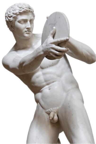 Greek Statue stock photo