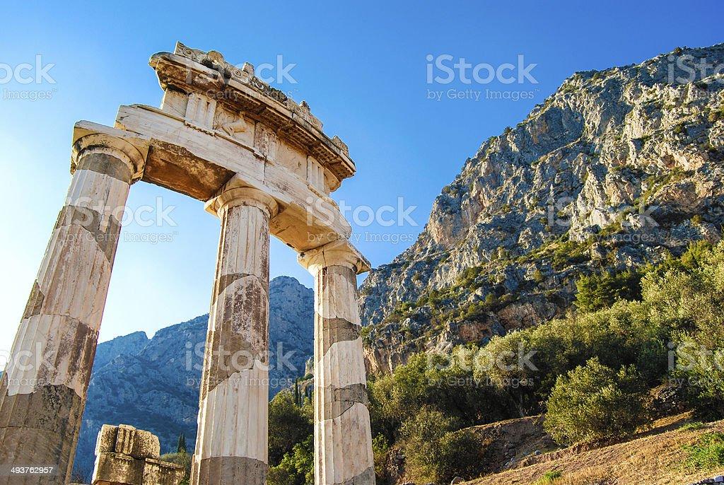 Griechischer Tempel – Foto