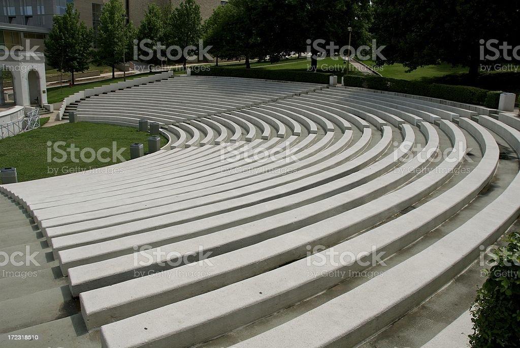 Greek Theater royalty-free stock photo