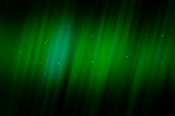 green abstract background - christmas green stock photos and pictures