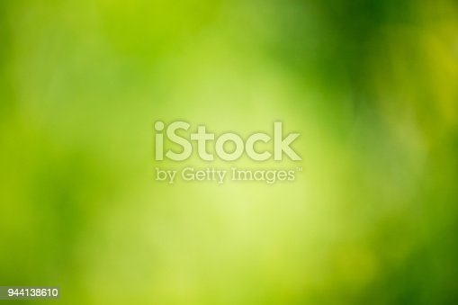 istock Green abstract background 944138610
