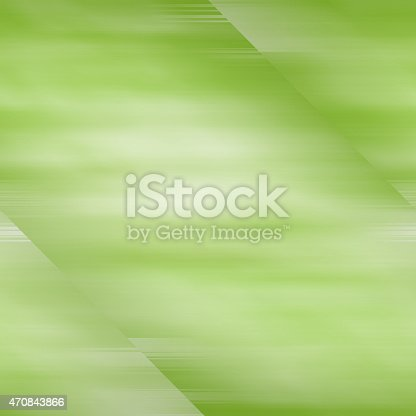 istock Green abstract motion blur background 470843866