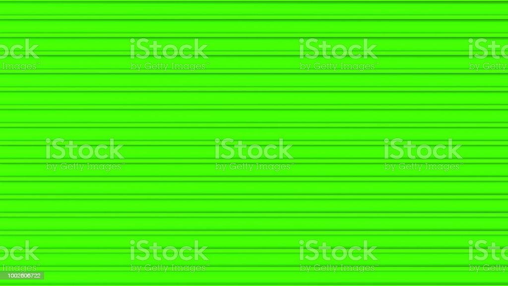 green abstract stripe background 3d rendering – zdjęcie