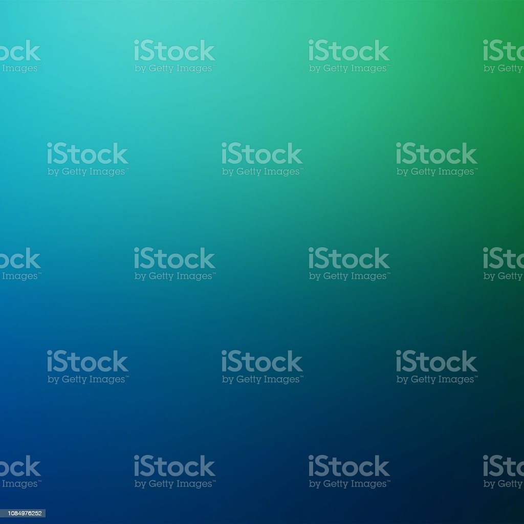 Green and Blue Blurred Motion Abstract Background stock photo