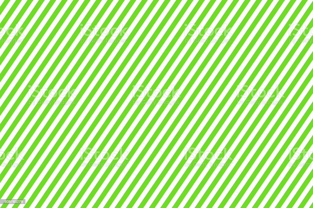 green and white diagonal lines stock photo