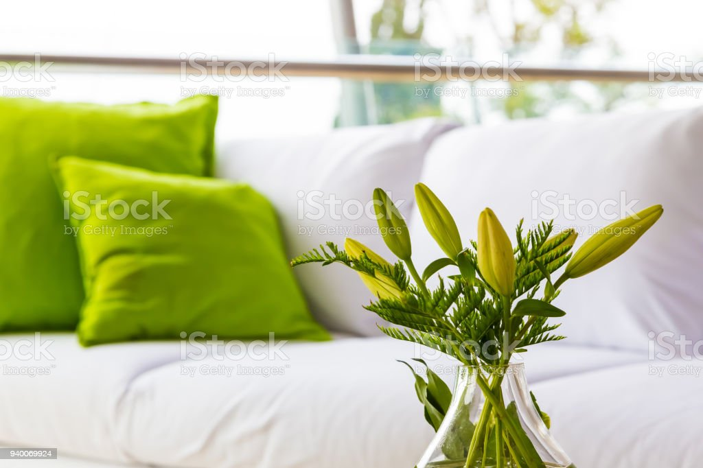 Decor items for corporate office or formal event