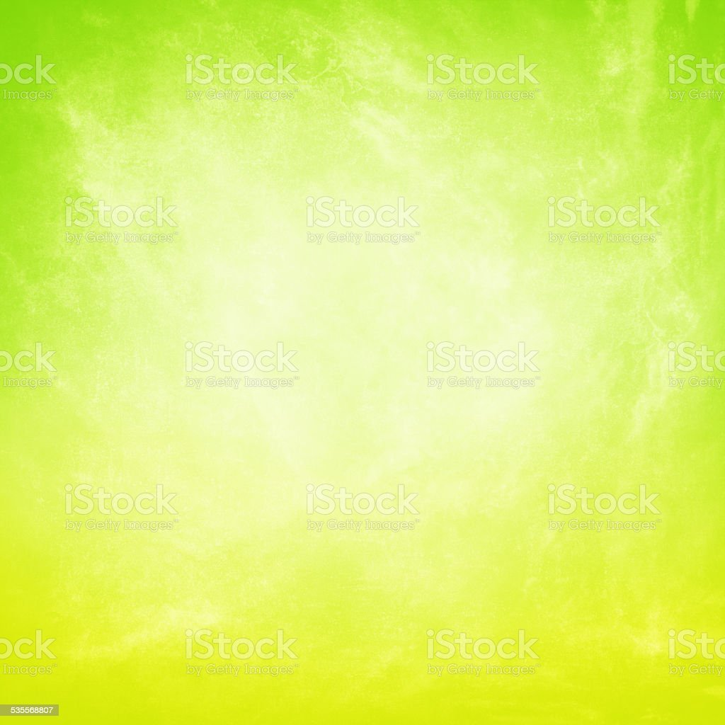 green and yellow background texture stock photo