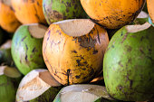 Coconut, Brazil, Food, Food and Drink, Fruit