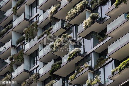 istock Green Apartment 923994684