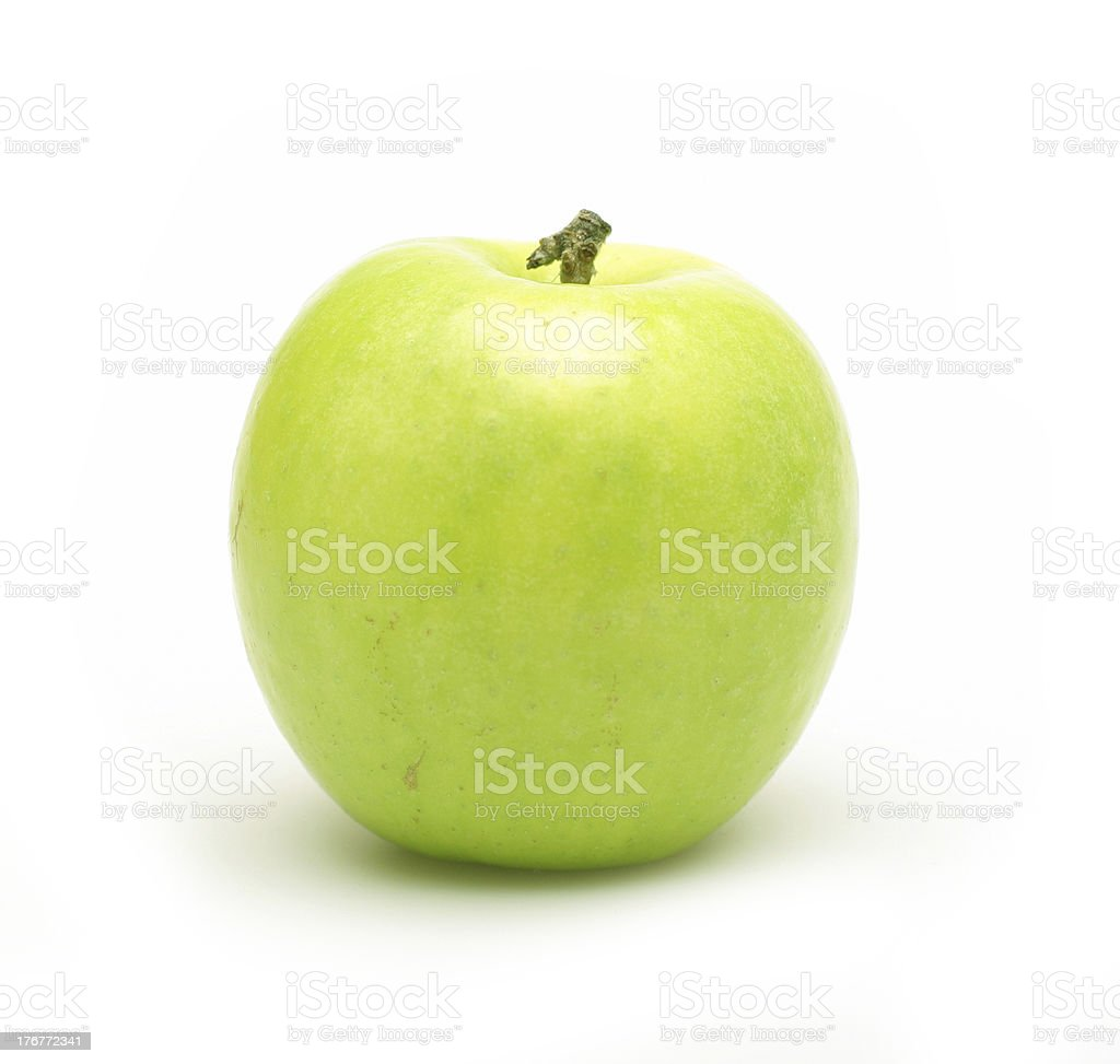 Green Apple royalty-free stock photo