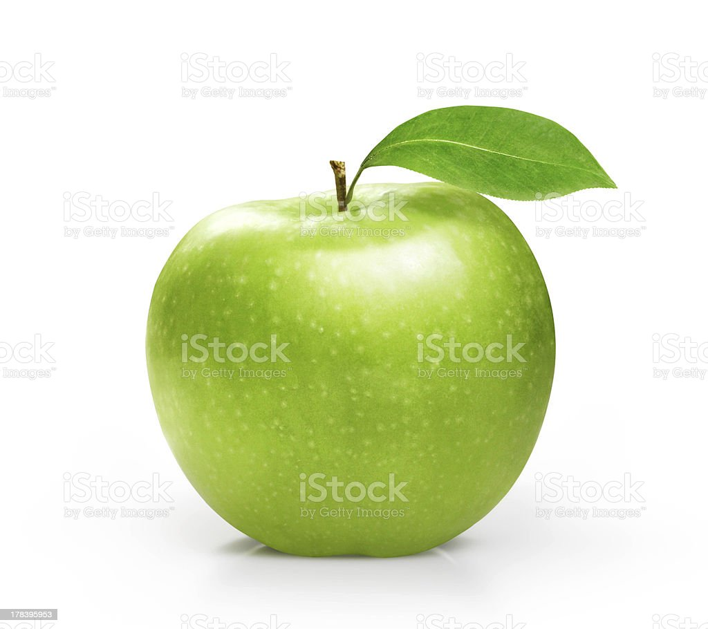 Green Apple stock photo
