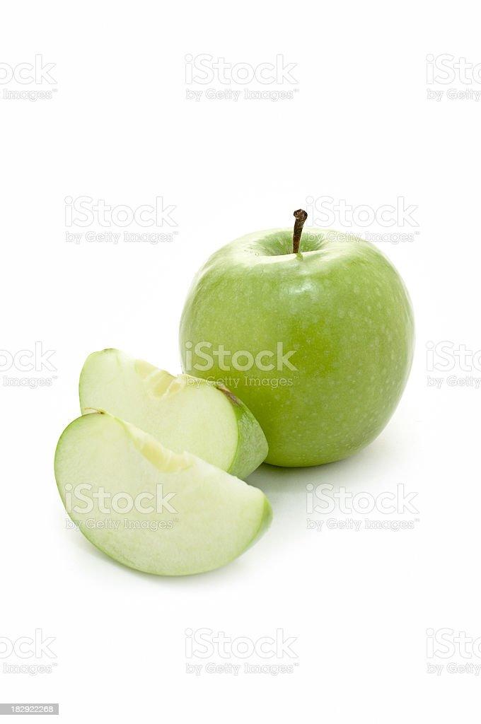 Green apple - Royalty-free Apple - Fruit Stock Photo