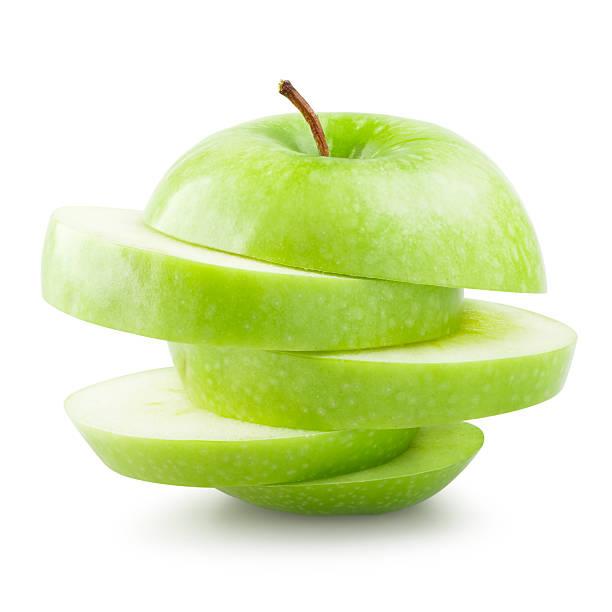 グリーンアップル ストックフォト