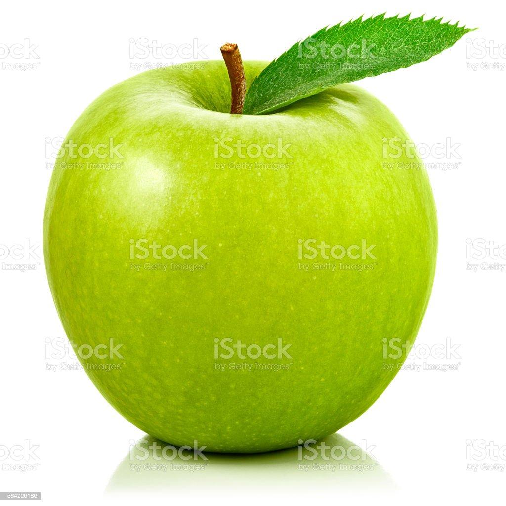 Grüner Apfel Stock-Fotografie und mehr Bilder von Abnehmen   iStock