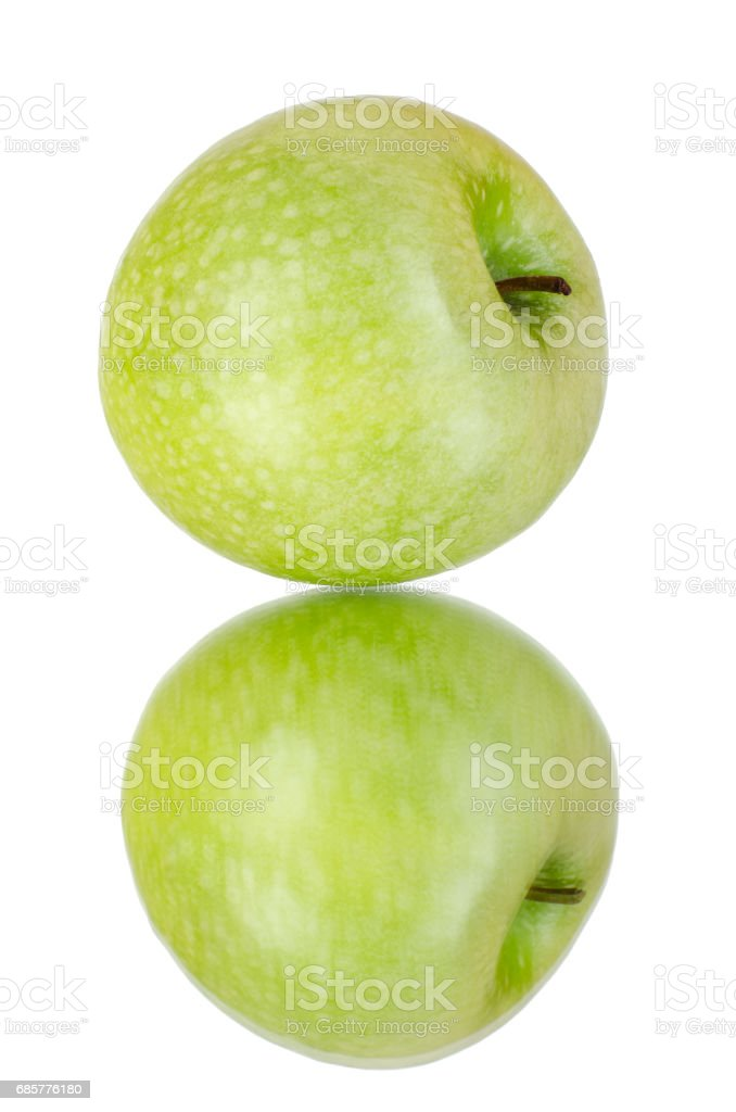 green apple Lizenzfreies stock-foto
